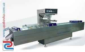 Vacuummoulding equipment