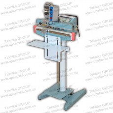 Series PFS-F. Seam up to 350 mm, dater
