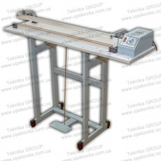 SFTD series. Seam up to 1000 mm, cutting blade
