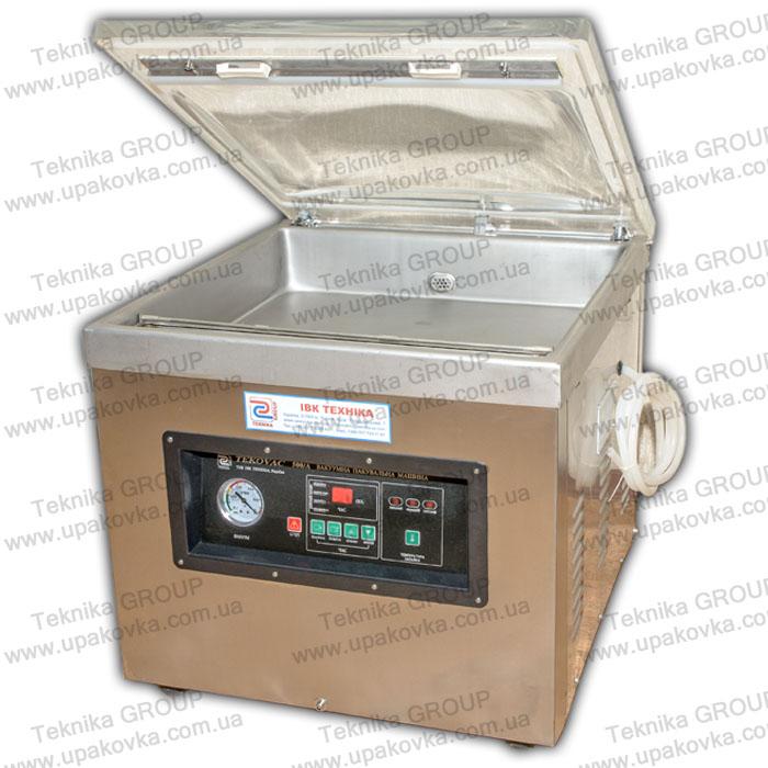 tekovac 500a � вак��мная ма�ина для �паковки о�е�ов