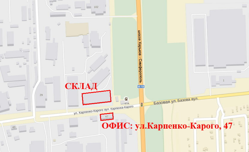 Панорамный вид (Yandex карта)