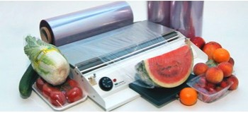Упаковка в пищевую пленку, оборудование пищепрома