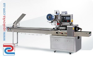Horizontal packaging machines (flow-pack)