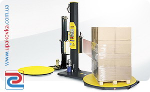 Pallet wrappers, luggage packers, manual tools for stretch film packing